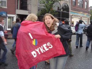 yay dykes